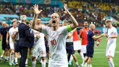 Историческая победа. Назван лучший игрок матча Франция – Швейцария