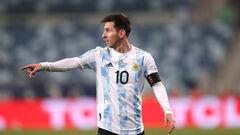Мессі став рекордсменом збірної Аргентини