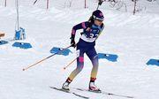 ЮЧУ-2021 по биатлону. Юлия Городна выиграла масс-старт у юниорок
