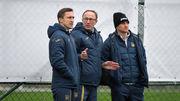 ВИДЕО. Тренеры сборных Украины побывали на тренировке Шахтера