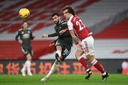 Арсенал и МЮ разошлись без забитых мячей