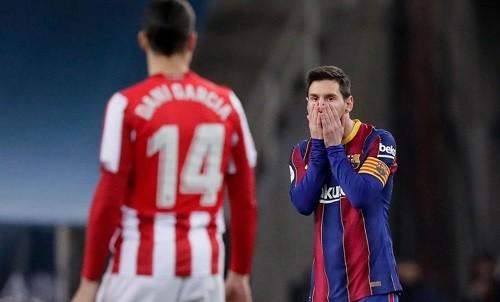 Барселона – Атлетик – 2:1. Текстовая трансляция матча