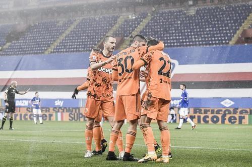 Сампдория – Ювентус – 0:2. Видео голов и обзор матча