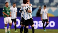 Болівія – Аргентина – 1:4. Відео голів та огляд матчу