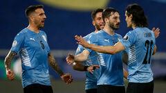 Уругвай – Парагвай – 1:0. Видео гола и обзор матча