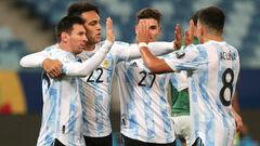 Аргентина – Эквадор. Прогноз и анонс на матч 1/4 финала Кубка Америки