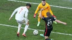Виктор ВАЦКО: «Испания вообще не дает играть сопернику в футбол»