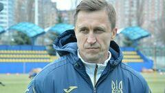 Наставник юношеской сборной Украины возглавил клуб Второй лиги