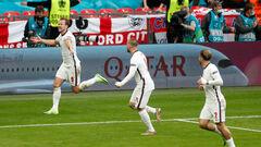 ВІДЕО. Стерлінг і Кейн забили по голу. Англія вибиває Німеччину на Вемблі