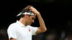 Федерер начал борьбу на Уимблдоне с победы над теннисистом из топ-50