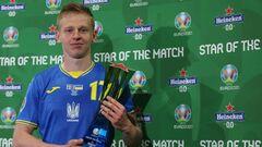 Звезда матча! УЕФА назвал лучшего игрока поединка Украины против Швеции