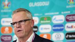 Тренер Швеції: «Я сказав Шевченку, що його гравці займалися симуляцією!»