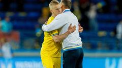 ВИДЕО. Слова Зинченко и Шевченко после победы над Швецией