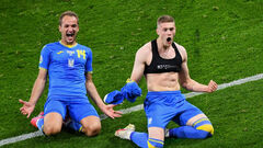 Артем ДОВБИК: «Горд быть частью этой команды»