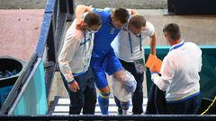 Динамо отримає від УЄФА компенсацію за травму Бесєдіна