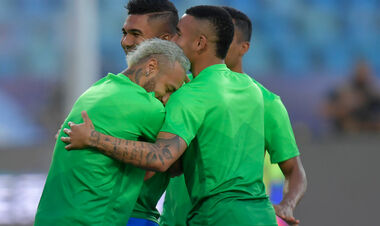Бразилія – Чилі. Прогноз на матч Дмитра Козьбана
