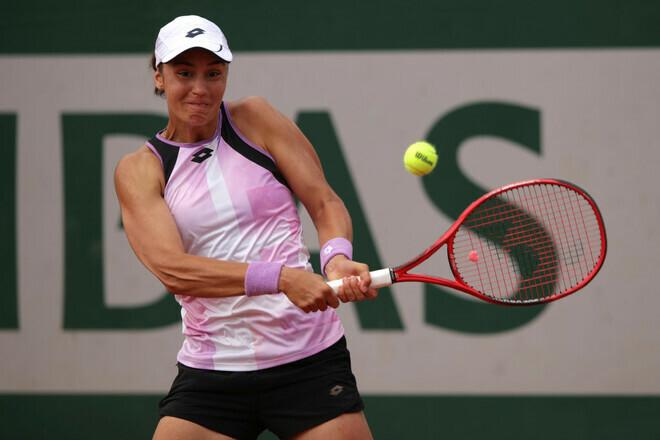 Калинина стартовала с победы на турнире ITF в Монпелье