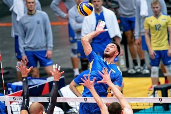 Городок собирает в своем клубе мужскую сборную Украины