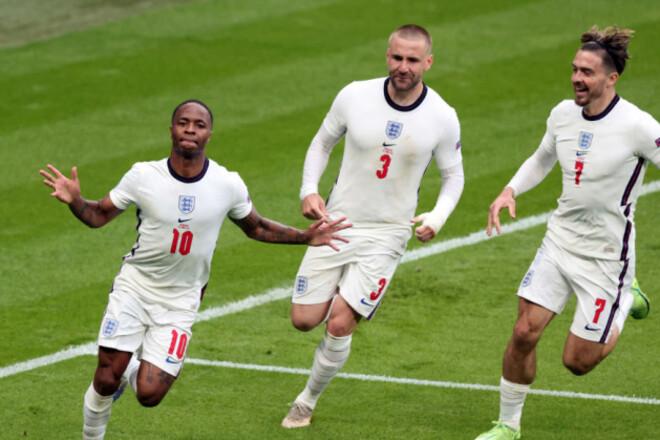 Без травмированных. Англия в боевом составе готовится к матчу с Украиной