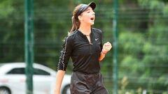 Соболева завершила борьбу на 25-тысячнике ITF во Польше