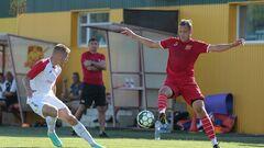 Ингулец дома обыграл Кривбасс в товарищеском матче