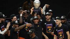 Финикс впервые за 28 лет вышел в финал НБА