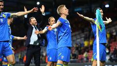 WhoScored: Зинченко попал в символическую сборную 1/8 финала Евро-2020
