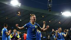 Ракицкий был уверен в проходе сборной Украины в 1/4 финала Евро-2020