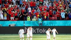 Де дивитися онлайн матч 1/4 фіналу Євро-2020 Швейцарія — Іспанія