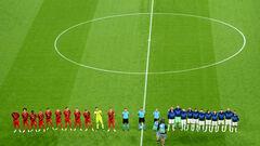 Бельгия – Италия – 1:2. Текстовая трансляция матча