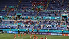 УЕФА аннулировала билеты британских болельщиков на матч с Украиной