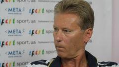 Леонід БУРЯК: «З Англією буде непроста гра. Це не Австрія і не Швеція»