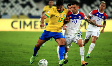 Бразилия – Чили – 1:0. Победа в меньшинстве. Видео гола и обзор матча
