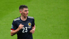 Открытие сборной Шотландии Гилмор уйдет в аренду в Норвич