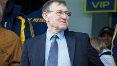 Альтман вошел в тренерский штаб Балкан, где будет работать вместе с сыном