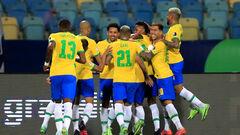 Бразилия - Чили. Прогноз и анонс на матч 1/4 финала Кубка Америки