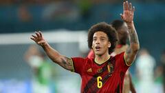 Аксель ВІТСЕЛЬ: «Не можна грати так, як останні 20 хвилин з Португалією»