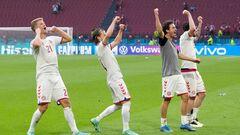 Де дивитися онлайн матч 1/4 фіналу Євро-2020 Чехія – Данія