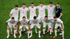 Швейцарія – Іспанія – 1:1 (пен. 1:3). Відео голів та огляд матчу