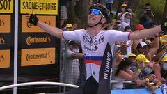 Тур де Франс. Мохорич выиграл седьмой этап