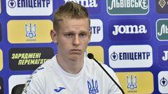 ЗИНЧЕНКО: «Каждый игрок сборной Украины должен провести лучший матч»