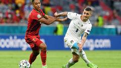 Бельгия – Италия – 1:2. Скуадра Адзурра в полуфинале! Видео голов и обзор