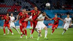 Ескадра крокує до півфіналу. Збірна Італії в Мюнхені обіграла Бельгію