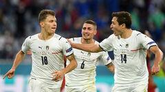 Сітка плей-оф Євро-2020. Визначена перша півфінальна пара