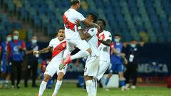 Збірна Перу обіграла Парагвай по пенальті і вийшла у півфінал Кубка Америки