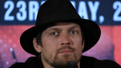 Усик втратив перше місце в рейтингу WBA