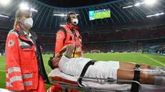 Год без футбола. Стала известна тяжесть травмы Спинаццолы