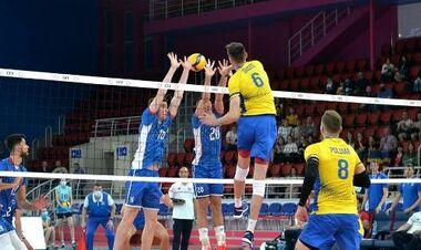 В мировом рейтинге ФИВБ мужская сборная Украины на 22 месте