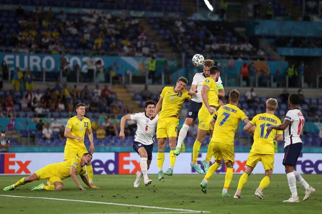 Львы шансов не оставили. Украина с разгромным счетом проиграла Англии