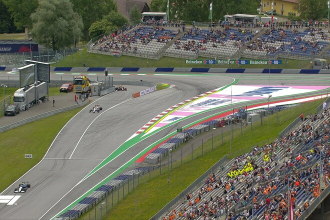 Формула-1. Гран-при Австрии. Текстовая трансляция